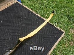 Vintage Bear Archery Tamerlane HC-30 Bow RH 66 ORIGINAL RECURVE