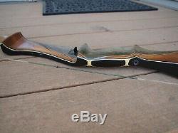 Vintage Bear Archery Tamerlane Hc-300 Recurve Bow 35lb Amo 70