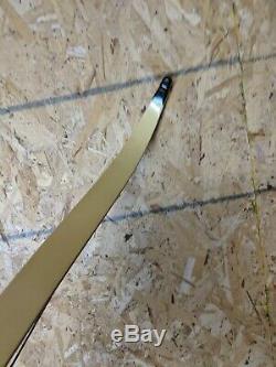 Vintage Bear Archery Tartar Target 38# 66 Recurve Bow