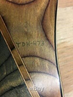 Vintage Bear B Riser Recurve
