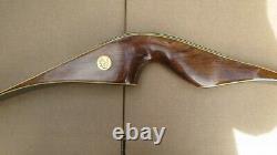 Vintage Bear Glass Powered Kodiak Magnum Recurve Bow 43# RH