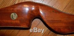 Vintage Bear Glass Powered Kodiak Special Bow #36