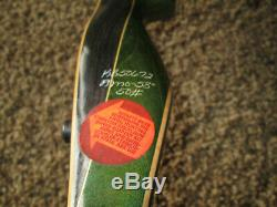 Vintage Bear Grizzly Recurve Bow