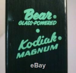 Vintage Bear Kodiak Magnum Recurve Bow