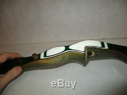Vintage Bear Kodiak Magnum Recurve Bow 52'' 45# Right Hand