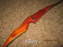 Vintage Bear Kodiak Recurve Bow