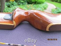 Vintage Bear Kodiak recurve bow 1966 Left hand 45# -pristine