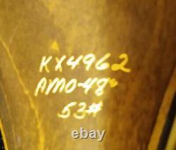 Vintage Bear Super Magnum 48 Custom Right-Handed 53# Draw Recurve Bow Circa 1970