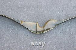 Vintage Bear Super Magnum 48 Recurve Bow 45 Lb Draw Right Handed Excellent Find