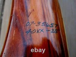 Vintage Ben Pearson 1960's Archery Colt 707 Rh Target Recurve Bow Amo 62 40 #