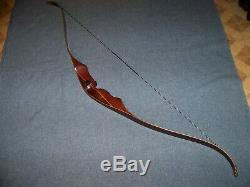 Vintage Ben Pearson AP-H70 Recurve Bow Longbow Archery Bows R-H