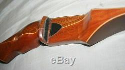 Vintage Ben Pearson Bp-h70 Recurve Bow 45# 28 Draw 58 Nice Condition Rh