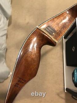 Vintage Browning Archery Nomad Stalker Recurve Bow 40# 52 Very Nice Very Clean