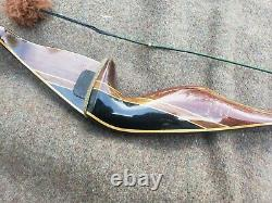 Vintage Browning Cobra I recurve bow archery 50 75# RARE