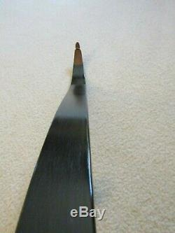 Vintage Damon Howatt Hunter Recurve Bow RH43# Good Shooting Bow