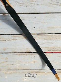 Vintage Darton Stalker Recurve Bow RH 58 50# NICE ESTATE