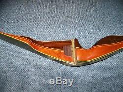 Vintage Fred Bear Kodiak Magnum Recurve Bow Longbow Archery Bows R-H 1965