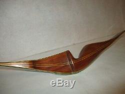 Vintage Fred Bear Kodiak Magnum Recurve Bow RH 52'' 48#