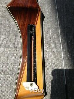 Vintage Fred Bear Tamerlane Recurve Bow 8L270 AMO 66 30#