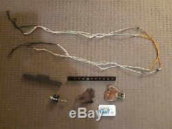 Vintage Fred Bear takedown bow. C mag riser, #1 limbs and assorted accessories