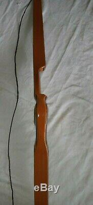 Vintage Herters CV 17 International Match Hunter RH 631/2 Recurve Bow 43#
