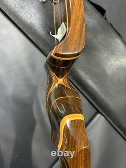 Vintage Hoyt Pro Medalist Recurve Bow 69 32#