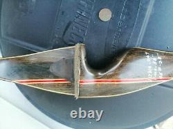 Vintage Recurve Bow, Ben Pearson Brush Buster