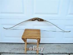 Vintage Shakespear Archery Recurve Bow USA