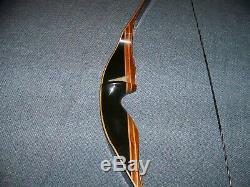 Vintage Shakespeare Osprey S Pro-Line Recurve Bow Longbow Archery Bows R-H