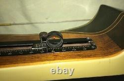 Vintage Tamer Lane 1960s Bear Archery Bow 5D620 66 32# Very Nice L00K