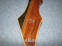 Vintage Wing Presentation 1 Recurve Bow Longbow Archery Bows R-H