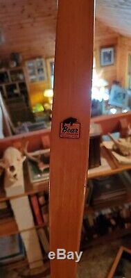 Vintage bear archery compass kodiak II