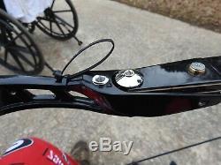 WNS ILF 66-inch, 38-pound Recurve Bow Mint