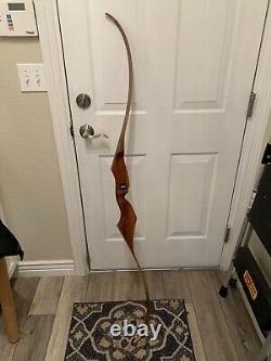 Wood Recurve Bow & Accessories
